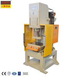 Dongguan C-Rahmen hydraulische Presse-Legierungs-Rand-Zutat-Hochgeschwindigkeitsmaschine