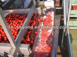5T/H La ligne de production de pâte de tomate