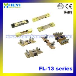 Tipo de exportação (FL-13) Série Manganese-Copper Alloy DC Current Shunt Resistor for Current Transformer