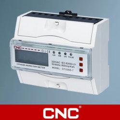 Dts726dn-7p Rail DIN mesureur de puissance triphasé