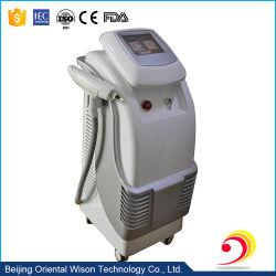 Vertikaler Pigment-Abbau-u. Tätowierung-Abbau-Laser Q-Schalter Nd-YAG
