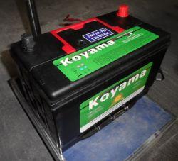 Accumulatore per di automobile automatico sigillato 12V della batteria di BACCANO 85ah Mf DIN85-Mf