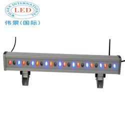 Беспроводные IP65 Водонепроницаемый светодиодный индикатор на стену
