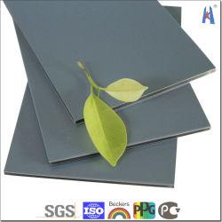 Matériaux de construction de 4 mm en aluminium PVDF / panneau composite aluminium mur de revêtement