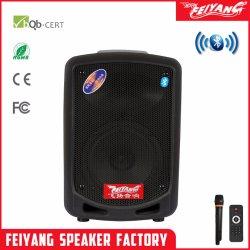 Мини-Feiyang аккумулятор Bluetooth дешевые динамик 6 дюйма F6-10