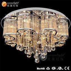 Förderung Moderne Deckenbeleuchtung Kristall Deckenleuchten Moderne Lampe (OM7715)