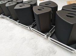 L-acústica coaxial de 15 pulgadas Monitor de escenario Neodymiuim PA el altavoz X15.