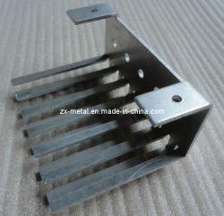 Metal que carimba o dissipador de calor do alumínio das peças