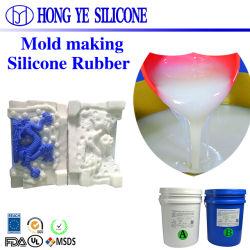 Искусственные бетонное пресс-форм силиконовый герметик RTV силиконовый сырья