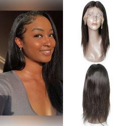 2021 Hot Cheap 100% aucun enchevêtrement pas de jeter un cheveu humain avant brésilien Lace Wig