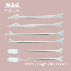 Медицинские Одноразовые стерильные рака шейки матки смажьте /рака шейки матки деревянным шпателем /скребок шейки матки