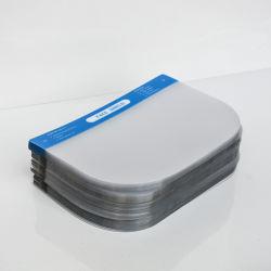 Design para cozinhar Protection viseira de impressão de plástico transparente de Nevoeiro
