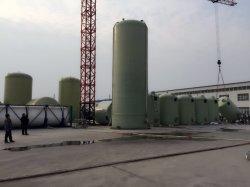 FRP GRP 섬유유리 플라스틱 액체 저장 탱크