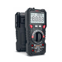 Venta caliente 6000 cuenta con multímetros digitales con T-RMS/Autorange