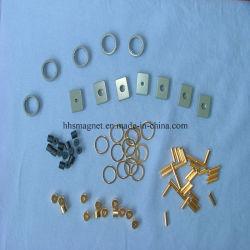 De kleine Magneet van het Neodymium van de Grootte Sterke Permanente met Divers Plateren