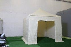 広告展示会イベントテント 10X10FT カスタムロゴプリントポップ アップキャノピテント