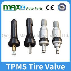 TPMS de soupape de tige de soupape valve de gonflage des pneus TPMS de queue de soupape haute pression embout en caoutchouc MPT valve du pneu capteur TPMS TPMS