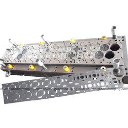 Emboutissage de métal progressif mourir pour Pièces/composants automobile avec acier au carbone ou acier inoxydable