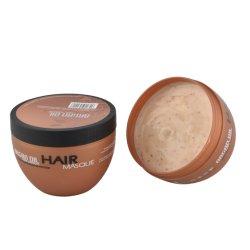 Contrassegno privato della proteina di Nuspa del Argan dell'olio della cheratina di riparazione dei capelli del Masque della mascherina all'ingrosso dei capelli per l'estetica