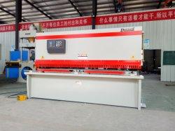 QC12K 4X2500 CE 인증을 포함한 금속 판금 전단 기계 가격