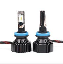 BIRNEN-Scheinwerfer-Lampe 40W 8000lm des Hersteller-Auto-LED helle des Scheinwerfer-H4 H7 H8 H9 H11 9005 Hb3 9006 Hb4 12V 24V 6500K LED Selbst