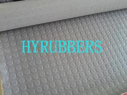 Het groene RubberBlad van de Nagel, het RubberCirlce RubberBlad van de PUNT, het RubberBlad van de Nagel, het Rubber van de PUNT