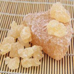 Ausgezeichnete Qualität raffinierter goldener Felsen-Zucker