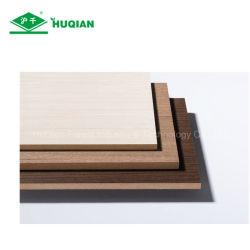 Plaine Ranza prix du bois MDF MDF pour 1220x2440X3.6mm classe E1 à partir de l'usine de MDF