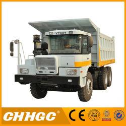 China Serviço Pesado 50t Mining Caminhão Basculante / Mineração Veículos de Descarga