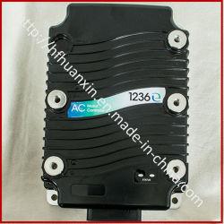 Régulateur de vitesse du moteur de brosse de gros Curtis 1236-6401 AC Contrôleur de moteur