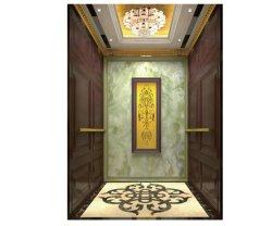 Vvvf Mrlのステンレス鋼のエレベーター機械ホーム上昇のホーム使用の乗客の住宅のエレベーターの上昇
