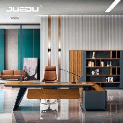 Wholsale Mesa Executiva em madeira moderno mobiliário de escritório