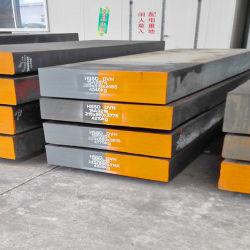 La lega laminata a caldo 1.2311 P20 muore il piatto dell'acciaio da utensili dell'acciaio di plastica della muffa