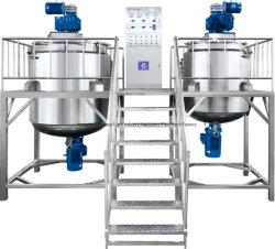 Jbj-500L Жидкости Homogenizing Cosmtic автоматическая мойка заслонки смешения воздушных потоков