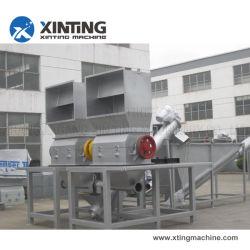 Automatischer Plastikaufbereitenund Reinigungsproduktionszweig