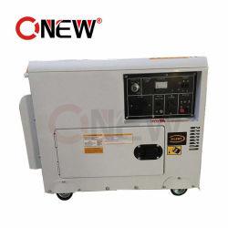 generatore diesel silenzioso eccellente di 8kVA 7kVA da vendere per la Camera 8 KVA generatori del diesel da 8.5 KVA