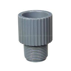 ASTM D2467のスリップX NPT、NSFPw及びUpcの時代PVC管付属品の雄型アダプタのスケジュール80