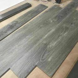 5 [5مم] جيّدة سعر مقاومة للماء انقر خشب نسيج حجر بلاستيك مركبة أرضية صلبة من الفينيل