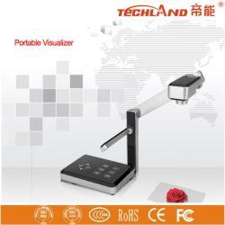 Bürobedarf 5MP Tragbarer visueller anwesenden tragbaren Scanner für Konferenz Zimmer