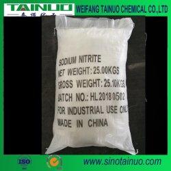 ファブリック染まることのための高品質の亜硝酸ナトリウムの価格