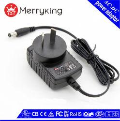 S - знак официального утверждения Iram CCTV блок питания 12V 1000Ма AC адаптер постоянного тока