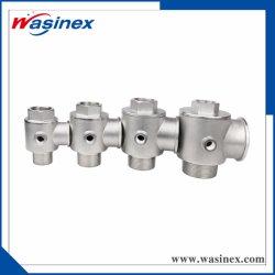 Wasinex Al Roestvrij staal Vijf de Klep van de Controle van de Manier voor de Pompen van het Water