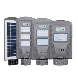 заводская цена 20W 40W 60W 90W все в один светодиод солнечного освещения улиц