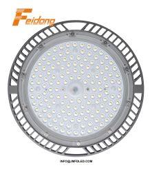La promoción de las luminarias 5000K 3000K Luz túnel al por mayor prueba de explosión en el exterior de la luz de la Bahía de LED de alta potencia alta iluminación general de las luces de patio de luces LED UFO