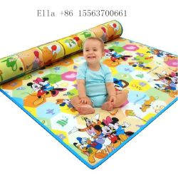 Hochgeschwindigkeits-EPE Farbe-Film Beschichtung-Geräten-Plastikmaschinerie für Baby-Auflagen