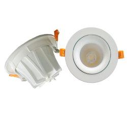 引込められたLEDの天井の照明15Wクリー族の穂軸LED Downlight