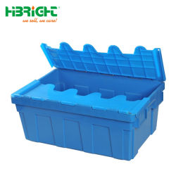 Caixa de Logística recipiente plástico de empilhamento