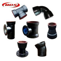 給水のための中国Black Bitumen Di Ductile Ironの管付属品