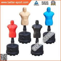 El equipo de boxeo ajustable Bolsa Bolsa de arena de perforación de hombre
