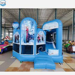 Le Château de saut Combo gelé à bon marché les enfants adultes Thème congelés gonflable Bounce